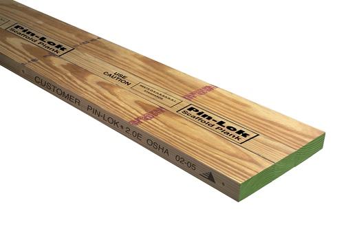 Osha Walk Boards : Quot osha scaffold plank pin lok