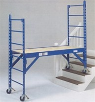 scaffold tower assembly instructions