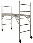Multi-Function Unit - Aluminum (Interior Scaffold; Baker Scaffold)